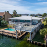destin vacation rentals with boat slips