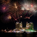 Memorial Day Weekend Fireworks Kick off the Season in Destin