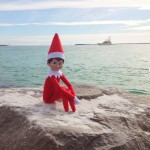 The Elf on the Shelf Visits Destin
