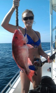 red snapper fishing report september destin fl