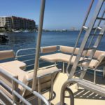 pontoon boat rentals with slides