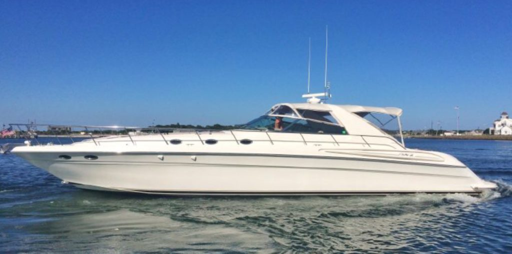 yacht charter private