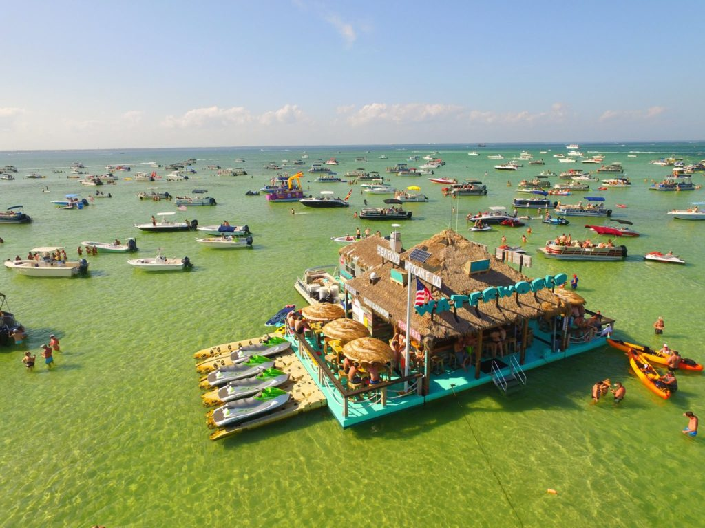 Crab Island Floating Restaurant