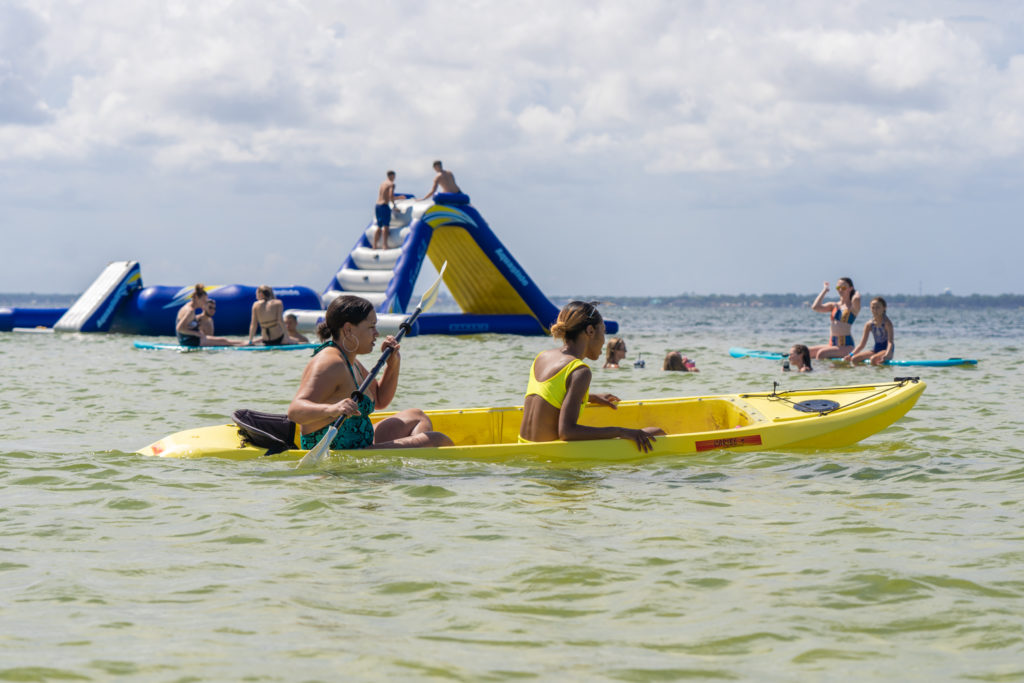 crab island inflatables kayaks paddleboards adventure tour