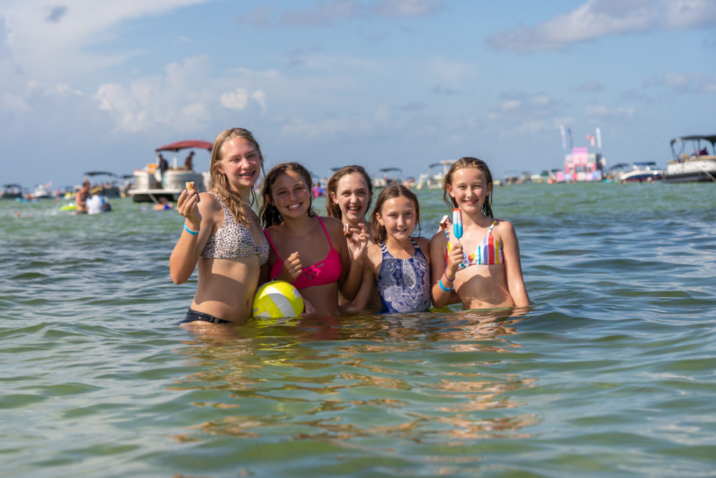 crab island adventure tour all inclusive destin fl